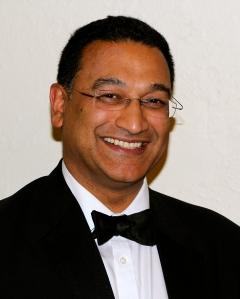 Dipak Chauhan - Master of The Wyggeston Lodge