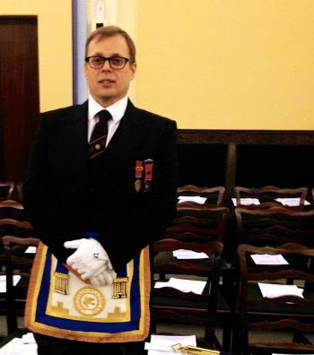 W.Bro Andy Green receives Appointment to ProvSGD