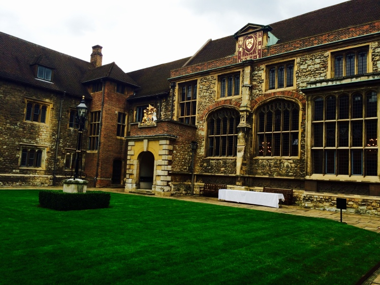 The Charterhouse, London