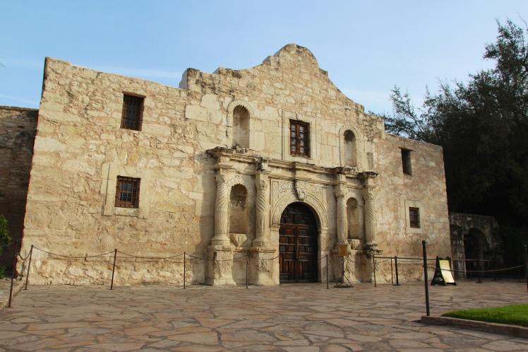 The Alamo Chapel